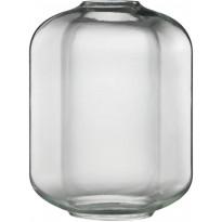 Valaisimen lasikupu Nordlux Askja Edge, 27,2cm, kirkas