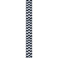 Kangasjohto Nordlux Cable, 25 m, musta/valkoinen
