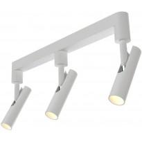 LED-kattospotti Nordlux MIB 3, valkoinen