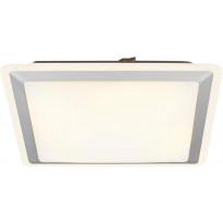 LED-plafondi Nordlux Salsa 34, valkoinen
