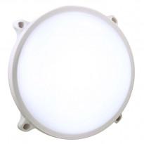 Katto-/seinävalaisin Nordlux Moon Round LED 20W 2700K 1600lm Ø 220x80mm, valkoinen