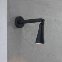 Seinävalaisin Nordlux Mono Ø 70x290mm, musta