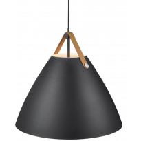 Riippuvalaisin Nordlux Strap 68, Ø68cm, musta, Verkkokaupan poistotuote
