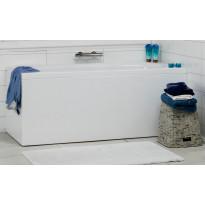 Kylpyamme Noro Cubic 160 1600x700mm vasen, valkoinen