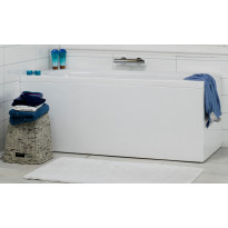 Kylpyamme Noro Cubic 160 1600x700mm oikea, valkoinen