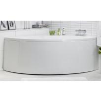 Kylpyamme Noro Round 140 1400x1400mm, valkoinen