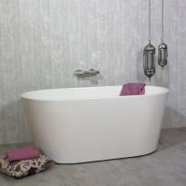 Kylpyamme Noro Mood, 290l, 1500x800mm, valkoinen