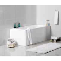 Kylpyamme Noro Single 1595x700mm, valkoinen