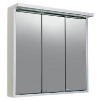 Peilikaappi Noro Alva 900, matta valkoinen, 900x115/200x685mm, Verkkokaupan poistotuote