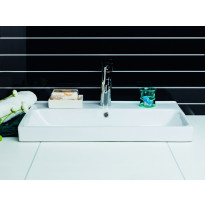 Malja-allas Noro Fix Trend 550x320x95 mm posliini valkoinen, Verkkokaupan poistotuote