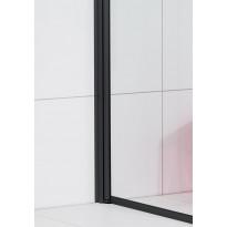 Seinäprofiilisetti Noro Frost DV 115, musta