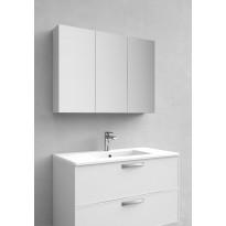 Peilikaappi Noro Flex 900, valkoinen matta, Verkkokaupan poistotuote