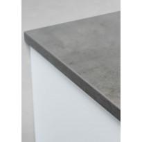 Pöytätaso Noro 800, Cement