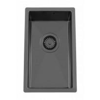 Keittiöallas Nordic Tech Edge 230 X, 270x440 mm, musta