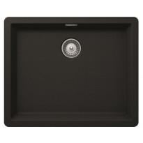 Keittiöallas Nordic Tech Nordic Quartz 500, 556x456 mm, musta