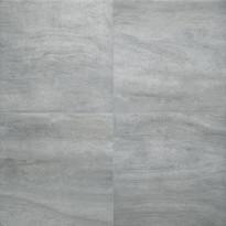 Laatta NovaBell Crossover Argento, 60x60, harmaa