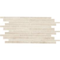 Mosaiikkilaatta NovaBell Crossover Mattoncino Sabbia, 30x60, beige