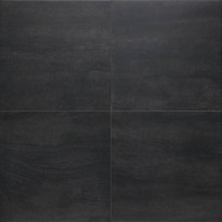 Laatta NovaBell Crossover Nero, 60x60, musta