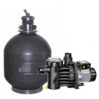 Suodatusjärjestelmä Mega MFV17, Speck Badu 6 pumpulla