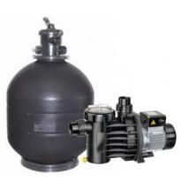 Suodatusjärjestelmä Mega MFV24, Speck Badu 11 pumpulla
