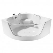Poreallas SSWW A4101, 1400x1400mm, valkoinen