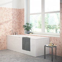 Kylpyamme Nordhem Marholmen Standard, 1500-1700x700x565mm, eri kokoja, valkoinen