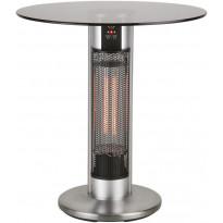 Kahvilapöytä terassilämmittimellä Hortus, 800/1600 W, CB