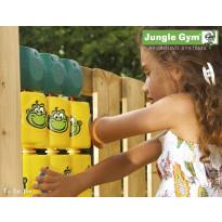 Leikkikeskuksen lisäsosa Jungle Gym Tic Tac Toe