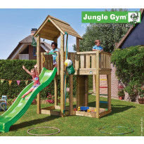 Leikkikeskus Jungle Gym Mansion, sis. liukumäki