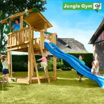 Leikkikeskus Jungle Gym Chalet, sis. liukumäki