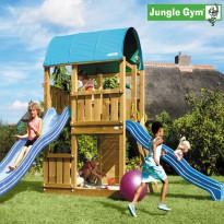 Leikkikeskus Jungle Gym Farm, sis. liukumäki