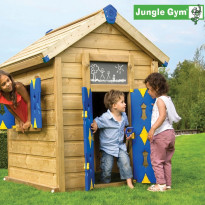 Leikkimökki Jungle Gym Playhouse