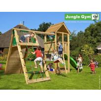 Leikkikeskus Jungle Gym Club, sis. kiipeilymoduuli ja liukumäki