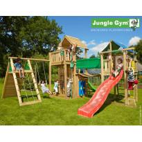 Leikkikeskus Jungle Gym Leikkiuniversumi 2, sis. liukumäet