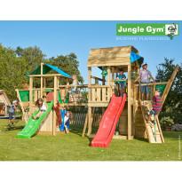 Leikkikeskus Jungle Gym Leikkiuniversumi 11, sis. liukumäet