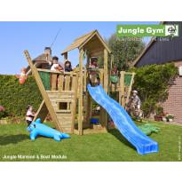 Leikkikeskuksen lisämoduuli Jungle Gym Boat