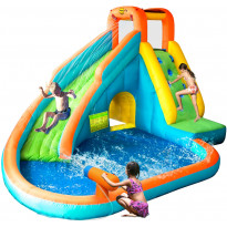Pomppulinna HappyHop Climb & Splash
