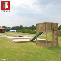 Leikkikeskus Hy-land Projekt 1