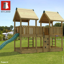 Leikkikeskus Hy-land Projekt 4