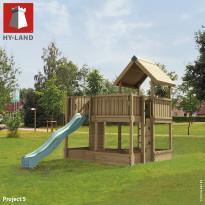 Leikkikeskus Hy-land Projekt 5