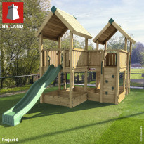 Leikkikeskus Hy-land Projekt 6