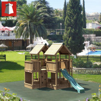 Leikkikeskus Hy-land Projekt 7