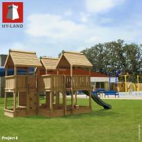 Leikkikeskus Hy-land Projekt 8