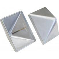 Tolpanhattu Kokille Pyra 160, alumiinivalu