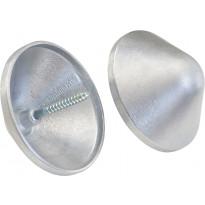 Tolpanhattu Kokille Cone 85, Ø85mm, alumiinivalu