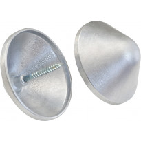Tolpanhattu Kokille Cone 110, Ø110mm, alumiinivalu