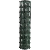 Puutarha-aita Hortus, 100x100mm, 0.6x10m, 0% PVC, vihreä