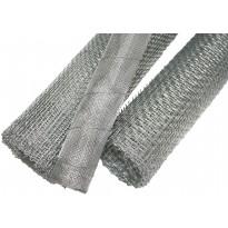 Metalliverkko Hortus, 1.7mm, 0.6x2m, sinkitty