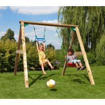 Keinu Jungle Gym Swing, sis. puutavaran