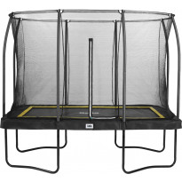 Trampoliini Salta Comfort, kulmikas, 214x305cm, musta